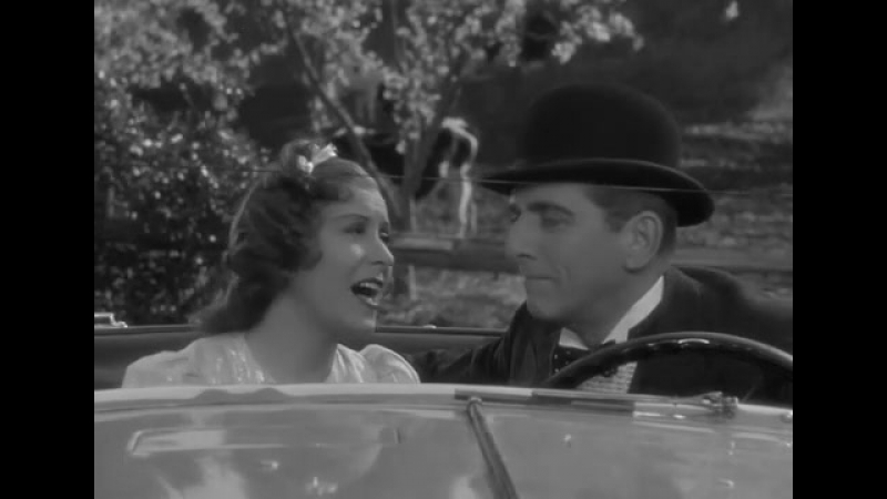 Gracie Allen Sings And Dances For Edward Everett Horton