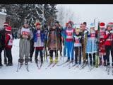 Костюмированная лыжная гонка 5.01.2019
