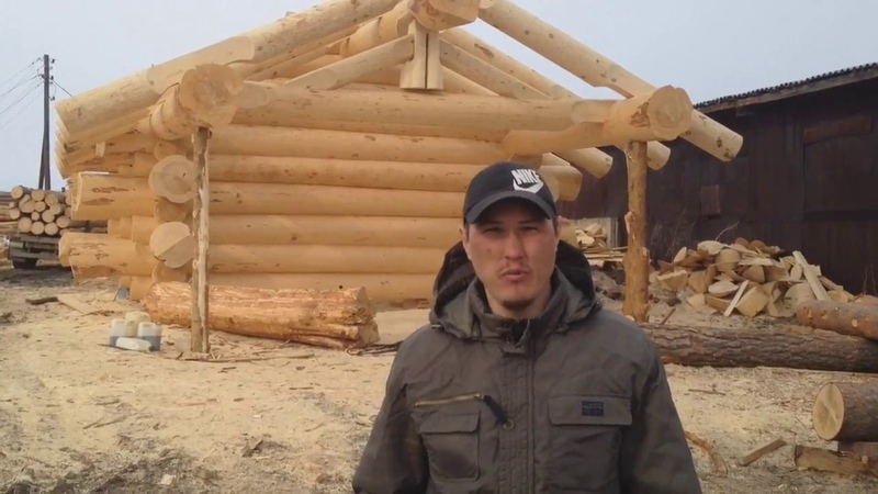 Строительство эксклюзивной бани по технологии Канадская рубка