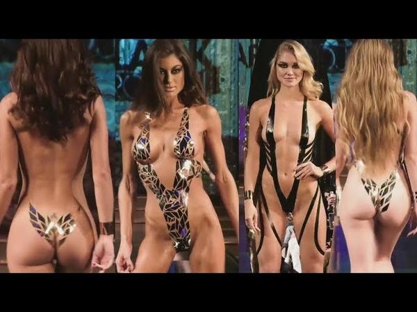 Sexy Models/BIKINI SHOW,Black Tape Project/MICRO BIKINI SHOW/ПОКАЗ НИЖНЕГО БЕЛЬЯ/hot girl
