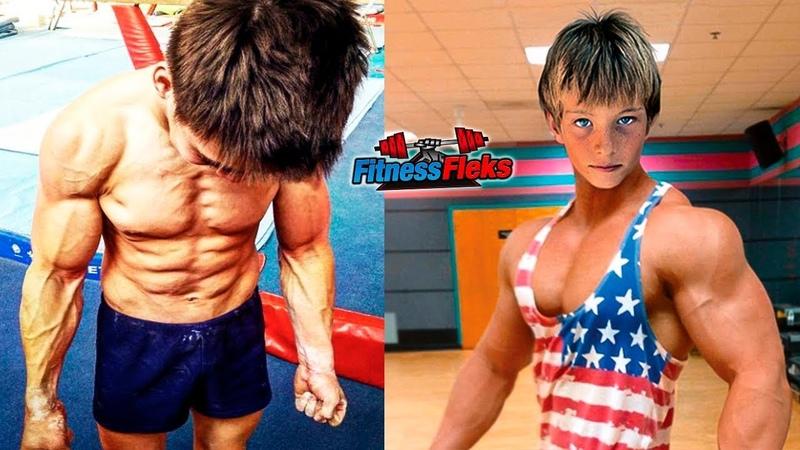 ДЕТИ БОДИБИЛДЕРЫ - 2 - Worlds Strongest Kids 2018 | Most Muscular Kids | Bodybuilding Motivation
