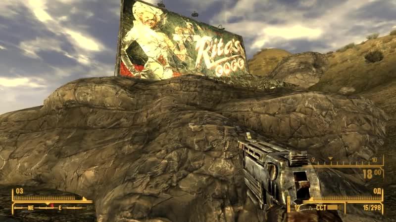 [Джек Шепард] Fallout New Vegas - Прохождение 12