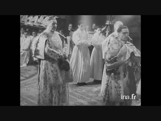 Messe de Noël 1948