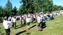 Выступление военного оркестра на день ВДВ в Марьиной горке .5 бригада спецназа.2 августа 2018 г.