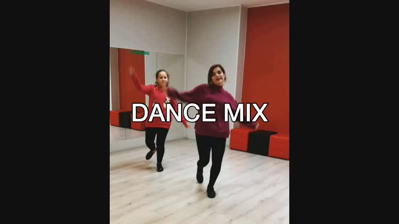 Dance mix с Саидой