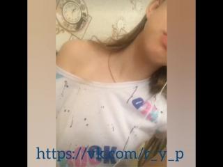 Юная симпатичная Полина показывает. Перископ новое скайп малолетка ЦП голая bigo live periscope omegle skype bandicam vk cp