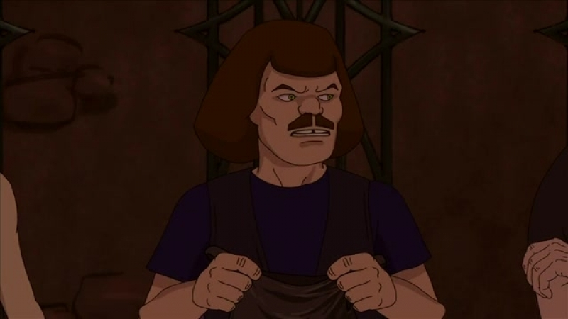 Металлопокалипсис (Metalocalypse), сезон 1, серии 19 (Dethstars), 20 (The Metalocalypse Has Begun).