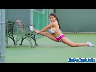 Hottest asian tennis player elizabeth anne holland huge boobs hd