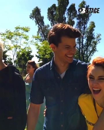 Disney Channel Brasil on Instagram Se depender das energias positivas do elenco de DisneyBia nosso 2019 vai ser cheio de sonhos realizados e mu
