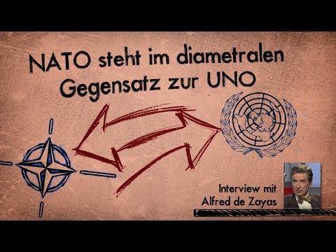 NATO steht im diametralen Gegensatz zur UNO (Interview) | 17. April 2018 | www.kla.tv