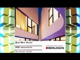 BERLOGOS Дом Mop House