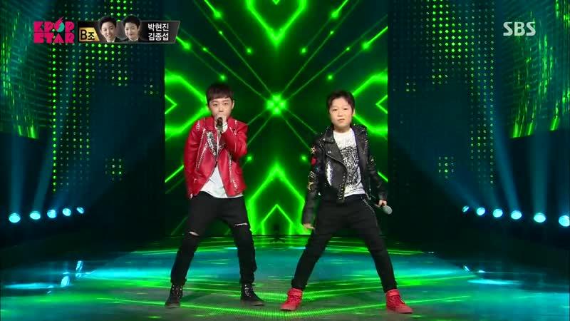 보이프렌드 모든 것이 완벽한 무대 'Turn Up The Music' 《KPOP STAR 6》 K팝스타6 EP30