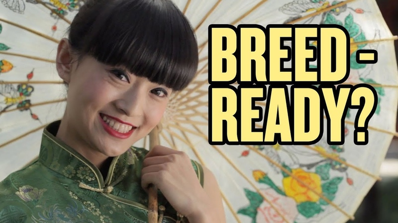 """Are Chinese Girls """"Breed Ready""""   China Uncensored"""