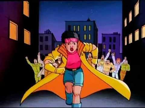 Xmen animated series theme