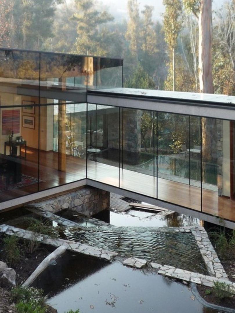 House in Lo Curro / Schmidt Arquitectos Asociados