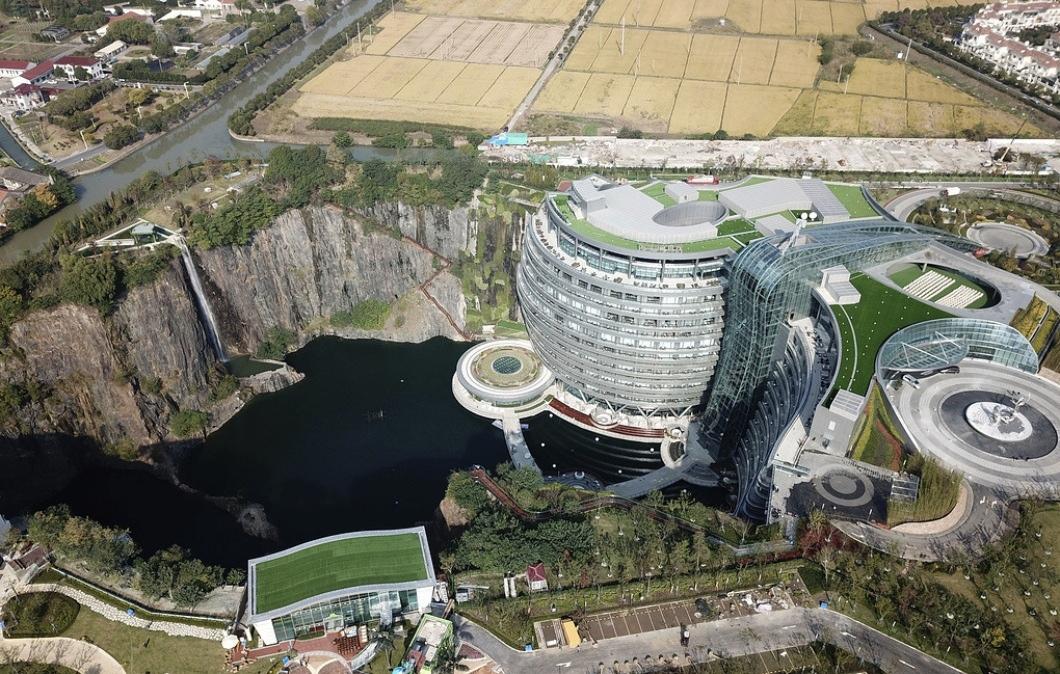Shimao Quarry Hotel