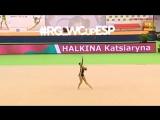 Katsiaryna Halkina Hoop AA - World Cup Guadalajara 2018.mp4