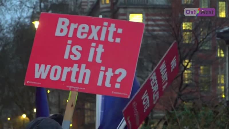 Европа готовится к жесткому Брекситу