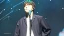 [15.07.18] Первый сольный фанмитинг Мёнсу в Сеуле, день 2, первый фанмитинг | Myungsoo - One Nore Time