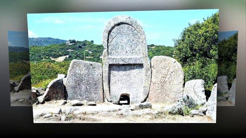 Смотри и думай...История 139.Гробницы гигантов.Сардиния.Италия