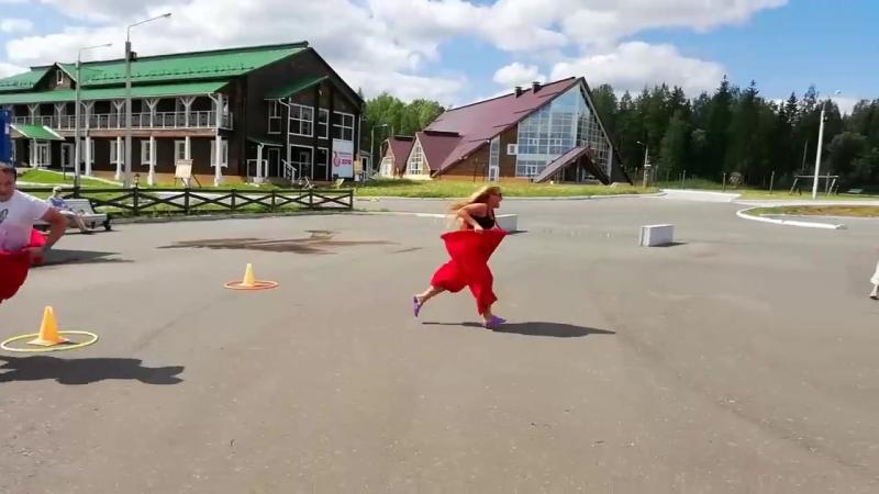 Редакция газеты Комсомольская правда Коми выбирает активный отдых