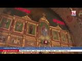 Пасхальное богослужение будет транслироваться в прямом эфире телеканалов «Крым 24» и «Первый Крымский»