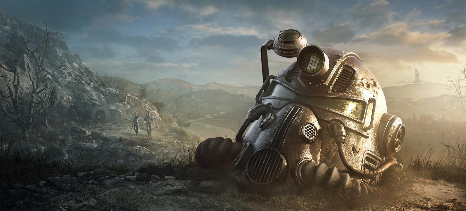 В Fallout76 героя будут мучить жажда и голод