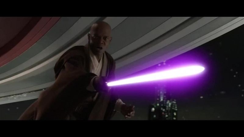 Mace windu vs chancellor palpatine