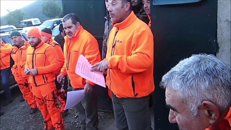 Pilou34 présente journée de chasse avec la diane de Roquebrun
