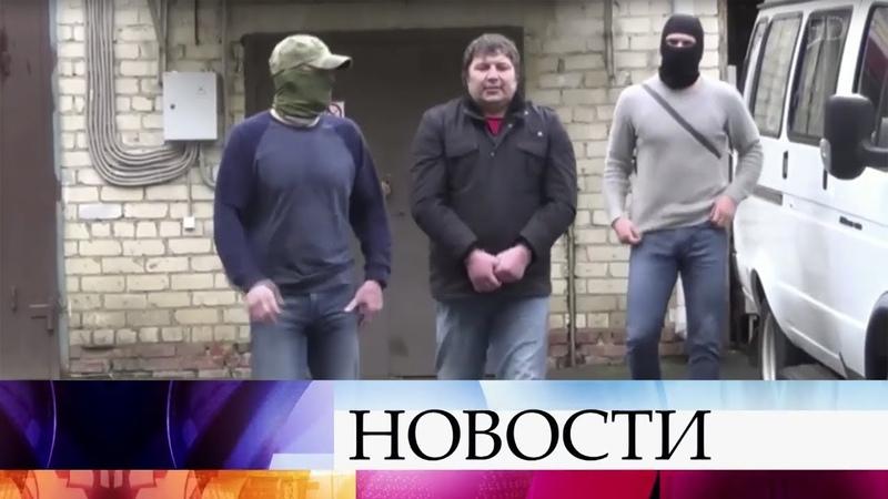 В Москве задержан член банды Басаева, принимавший участие в захвате заложников в Буденновске в 1995.