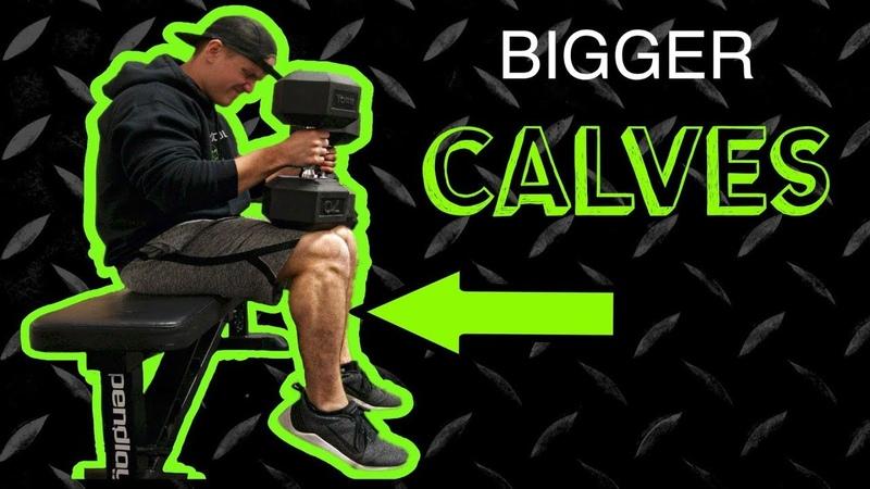 Intense Calf Finisher Workout Routine | Anabolic Superset