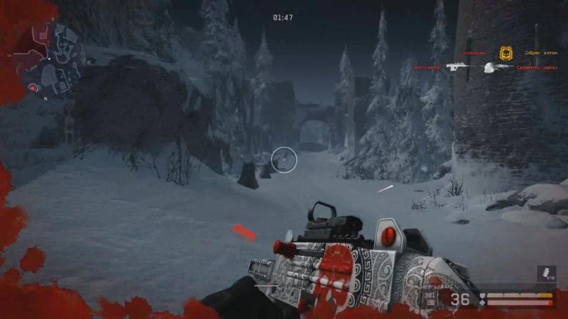 Warface типо топ геймплей :)