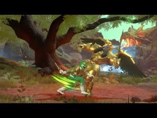 Power Rangers: Battle for the Grid - Геймплейный трейлер