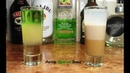 How to make Cocktail Shot Hummer and Triple Chocolate Хаммер и Тройной Шоколад