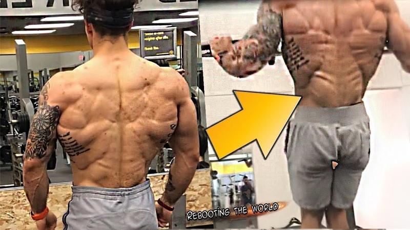 """WORLD'S MOST SHREDDED BACK GUY And WORKOUT Best of Andy """"Backzilla"""" Perez😱😱😱"""