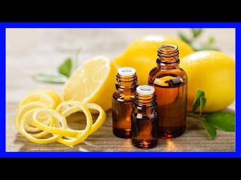 Aceite de Limón Para Que Sirve