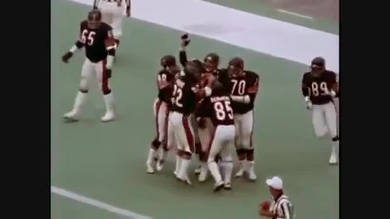 '77 WK 9 part 1 Highlights Chiefs at Bears