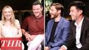 'The Alienist': Closer Look With Dakota Fanning, Luke Evans, Daniel Brühl, Jakob Verbruggen | THR