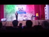 Выступление Василия Кабалина (г.Выборг) на международном фестивале