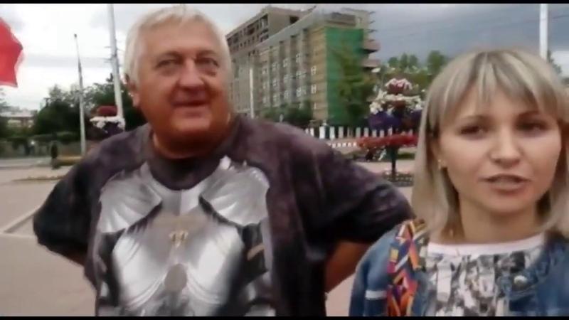 Граждане СССР призывают господ полицаев выходить из морока