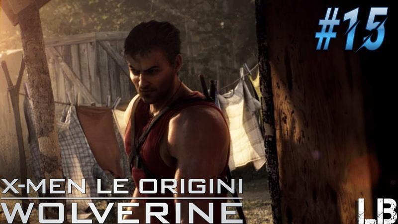 X Men Origins Wolverine дэдпул 15
