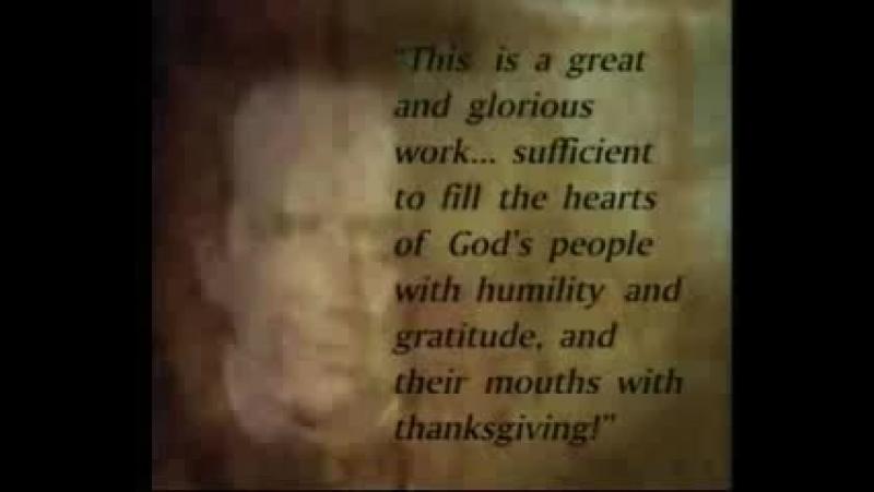 Чарльз Финней был человеком молитвы и проповедником истины. Чарльз Финней реформатор и борец за справедливость.