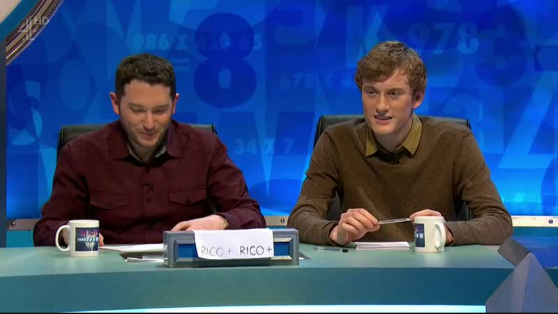 8 out of 10 Cats does Countdown S12E07 (24.04.2017)