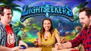 Let's Play LIGHTSEEKERS Trading Card Game