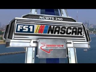 2018 NASCAR Camping World Truck Series - Round 17 - Canadian Tire Motorsport Park  250