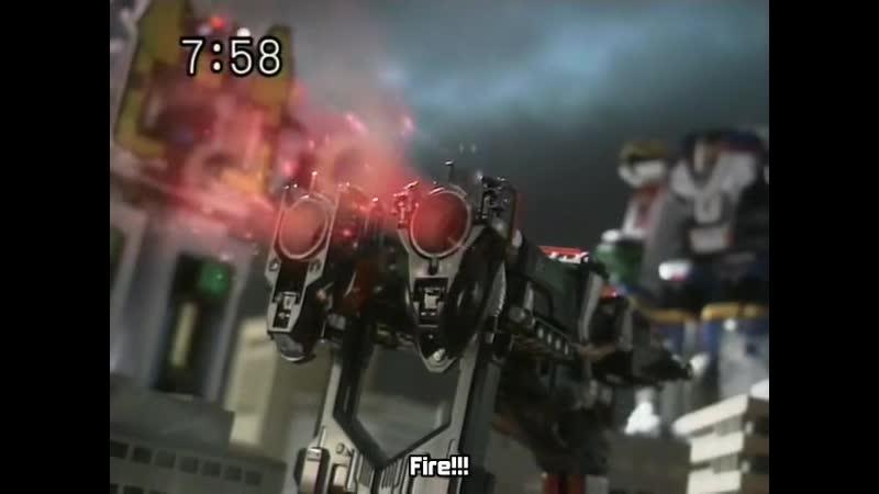 [T-N]Tokusou_Sentai_DekaRanger_CM_DX_DekaWing_Robo[70A6318A]