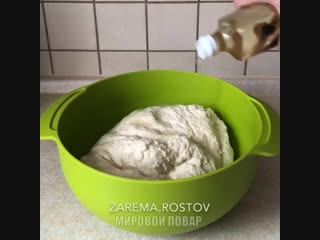"""Домашний хлеб"" (рецепт под видео)"