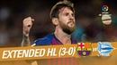 FC Barcelona vs Deportivo Alavés (3-0) - Extended Highlights