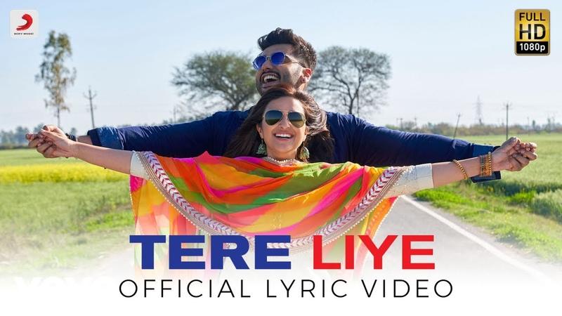 Official Lyric Video | Namaste England | Arjun Parineeti | Atif Aslam Akanksha Bhan...