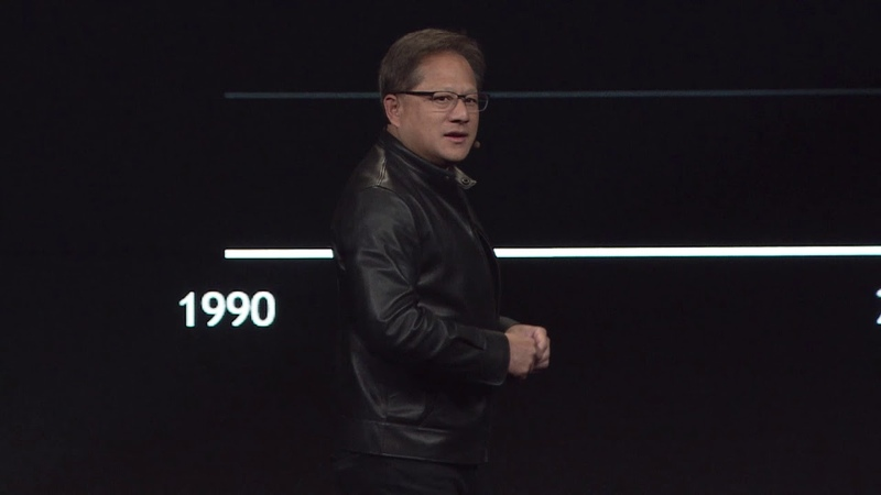 SIGGRAPH 2018 - NVIDIA CEO Jensen Huang - Reinventing Computer Graphics